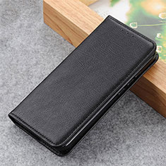 Leather Case Stands Flip Cover L04 Holder for Samsung Galaxy S30 5G Black