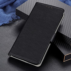 Leather Case Stands Flip Cover L05 Holder for Huawei Honor 30 Black