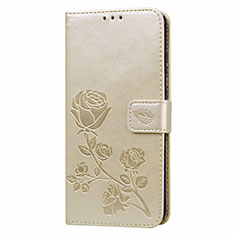 Leather Case Stands Flip Cover L05 Holder for Huawei Honor 9A Gold