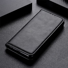 Leather Case Stands Flip Cover L05 Holder for LG Stylo 6 Black
