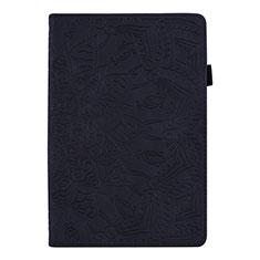 Leather Case Stands Flip Cover L08 Holder for Huawei MediaPad M6 8.4 Black