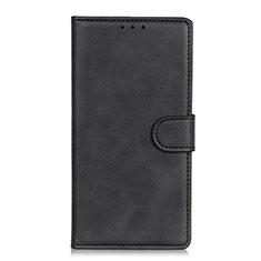 Leather Case Stands Flip Cover L09 Holder for Nokia 8.3 5G Black