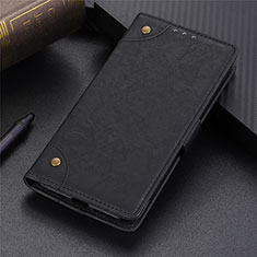 Leather Case Stands Flip Cover L10 Holder for Samsung Galaxy S20 FE 5G Black