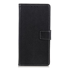 Leather Case Stands Flip Cover L11 Holder for Samsung Galaxy S20 FE 5G Black