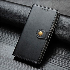 Leather Case Stands Flip Cover T04 Holder for Xiaomi Mi 10 Pro Black
