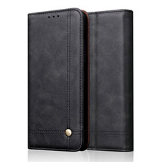 Leather Case Stands Flip Cover T19 Holder for Apple iPhone 11 Pro Black