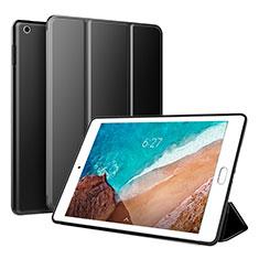 Leather Case Stands Flip Holder Cover L01 for Xiaomi Mi Pad 4 Plus 10.1 Black