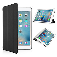 Leather Case Stands Flip Matte Finish Cover for Apple iPad Pro 9.7 Black