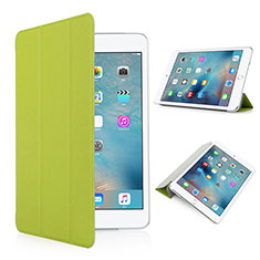 Leather Case Stands Flip Matte Finish Cover for Apple iPad Pro 9.7 Green