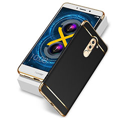 Luxury Aluminum Metal Case for Huawei GR5 (2017) Black