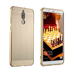 Luxury Aluminum Metal Cover Case for Huawei G10 Gold