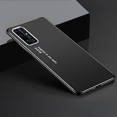 Luxury Aluminum Metal Cover Case for Huawei Honor 30 Black