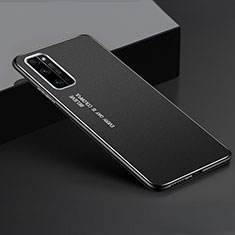 Luxury Aluminum Metal Cover Case for Huawei Honor 30 Pro Black