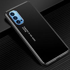 Luxury Aluminum Metal Cover Case for Oppo Reno4 Pro 5G Black