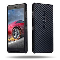 Luxury Aluminum Metal Cover Case for Sony Xperia XZ2 Premium Black