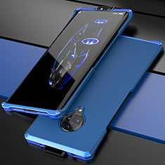 Luxury Aluminum Metal Cover Case for Vivo Nex 3 Blue