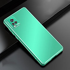Luxury Aluminum Metal Cover Case for Vivo V20 Pro 5G Green