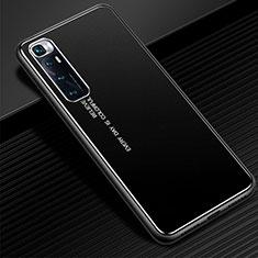 Luxury Aluminum Metal Cover Case for Xiaomi Mi 10 Ultra Black