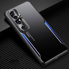 Luxury Aluminum Metal Cover Case M01 for Xiaomi Mi 10 Ultra Blue