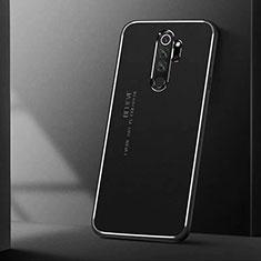 Luxury Aluminum Metal Cover Case T01 for Xiaomi Redmi Note 8 Pro Black