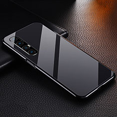 Luxury Aluminum Metal Cover Case T04 for Oppo Find X2 Neo Black
