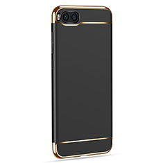 Luxury Metal Frame and Plastic Back Cover for Xiaomi Mi Note 3 Black