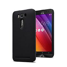 Mesh Hole Hard Rigid Snap On Case Cover for Asus Zenfone 2 Laser ZE500KL ZE550KL Black