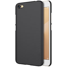 Mesh Hole Hard Rigid Snap On Case Cover for Xiaomi Redmi Note 5A Standard Edition Black