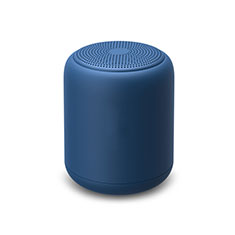 Mini Wireless Bluetooth Speaker Portable Stereo Super Bass Loudspeaker K02 Blue