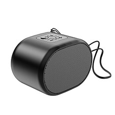 Mini Wireless Bluetooth Speaker Portable Stereo Super Bass Loudspeaker K06 Black