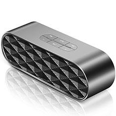 Mini Wireless Bluetooth Speaker Portable Stereo Super Bass Loudspeaker S08 for Amazon Kindle Paperwhite 6 inch Black