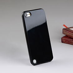 Silicone Candy Rubber Gel Soft Case for Apple iPod Touch 5 Black