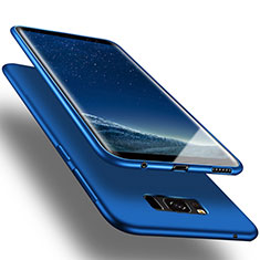 Silicone Candy Rubber Gel Soft Case for Samsung Galaxy S8 Blue