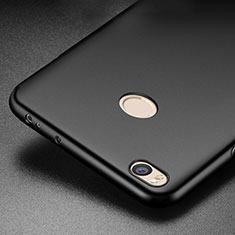 Silicone Candy Rubber Gel Soft Case for Xiaomi Redmi Note 5A Pro Black