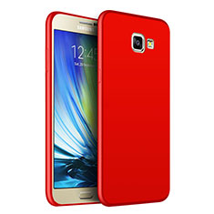 Silicone Candy Rubber Soft Case Gel for Samsung Galaxy J7 Prime Red