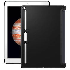 Silicone Candy Rubber TPU Soft Case for Apple iPad Pro 12.9 Black
