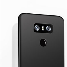 Silicone Candy Rubber TPU Soft Case for LG G6 Black