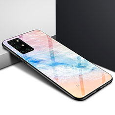Silicone Frame Mirror Case Cover for OnePlus 8T 5G Colorful