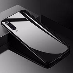 Silicone Frame Mirror Case Cover for Xiaomi Mi 9 Pro 5G Black
