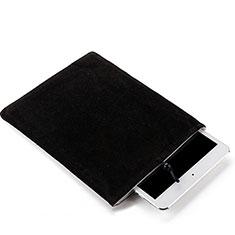 Sleeve Velvet Bag Case Pocket for Samsung Galaxy Tab S6 Lite 10.4 SM-P610 Black