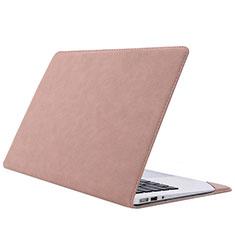 Sleeve Velvet Bag Case Pocket S01 for Huawei Matebook D14 (2020) Pink