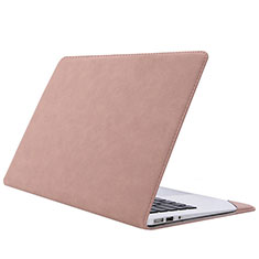 Sleeve Velvet Bag Case Pocket S01 for Huawei Matebook X Pro (2020) 13.9 Pink
