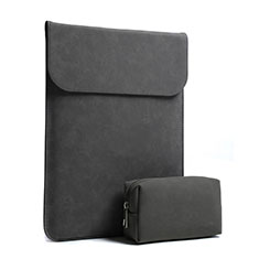 Sleeve Velvet Bag Case Pocket S02 for Huawei Matebook D15 (2020) 15.6 Black
