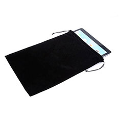 Sleeve Velvet Bag Slip Case for Apple iPad 2 Black