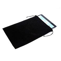 Sleeve Velvet Bag Slip Case for Apple iPad Pro 12.9 (2018) Black
