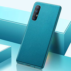 Soft Luxury Leather Snap On Case Cover S01 for Oppo Find X2 Neo Green