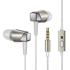 Sports Stereo Earphone Headphone In-Ear H19 for Samsung Galaxy A30S Gold