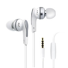 Sports Stereo Earphone Headphone In-Ear H23 for Samsung Galaxy A30S White