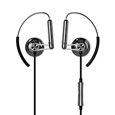 Sports Stereo Earphone Headset In-Ear H22 for Samsung Galaxy A30S Black