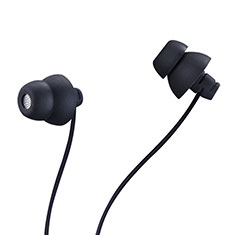 Sports Stereo Earphone Headset In-Ear H27 for Samsung Galaxy A30S Black